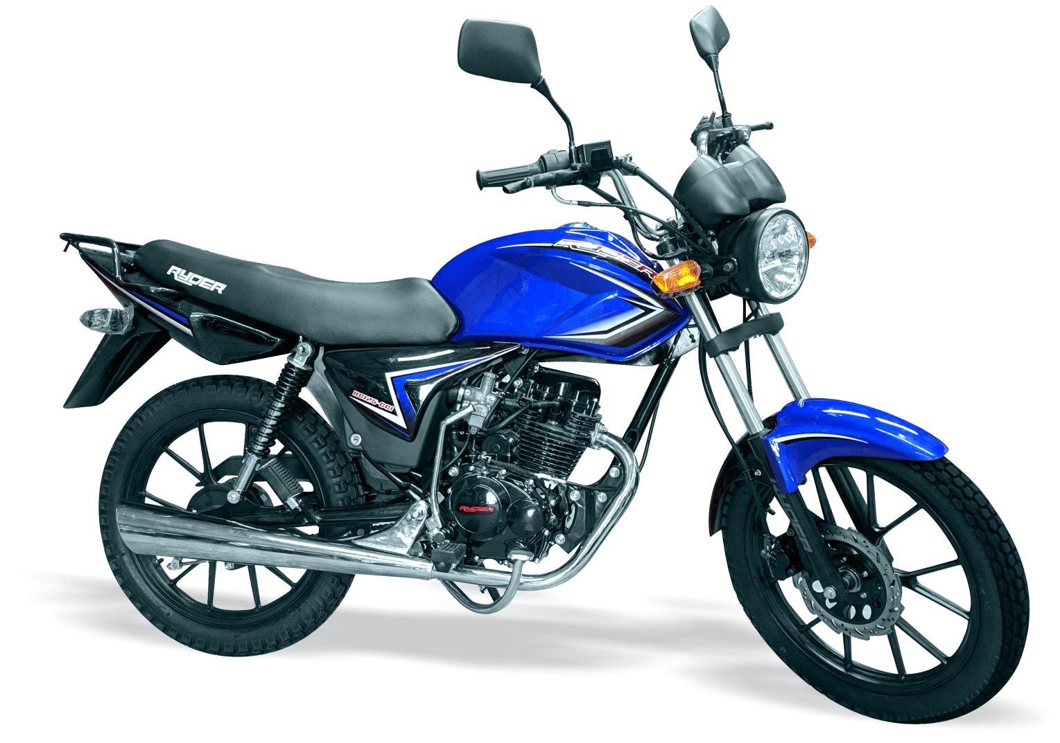 MOTO 125 RYDER HC125-CG1