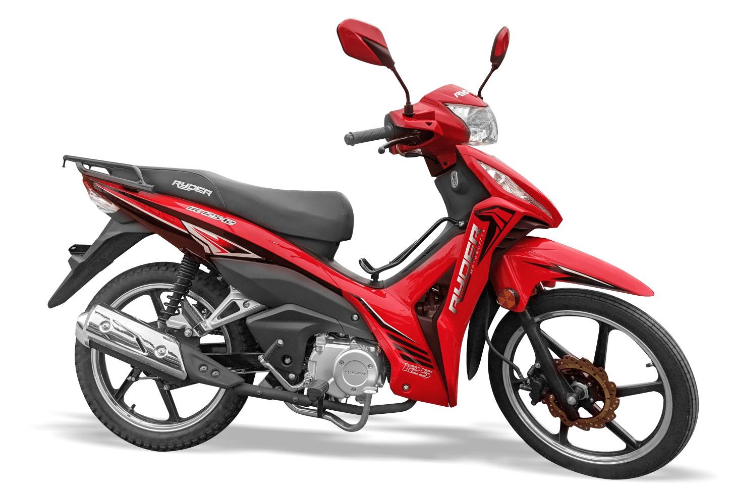 MOTO 125 RYDER HC125-12